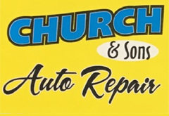 Church and Sons Auto Repair